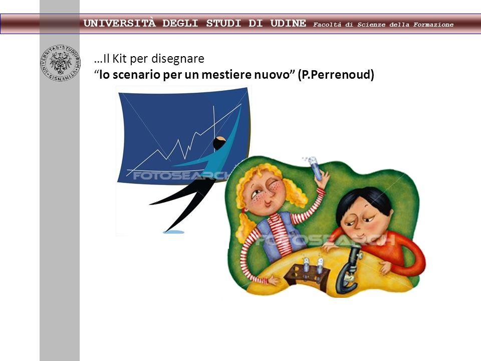 lo scenario per un mestiere nuovo (P.Perrenoud)