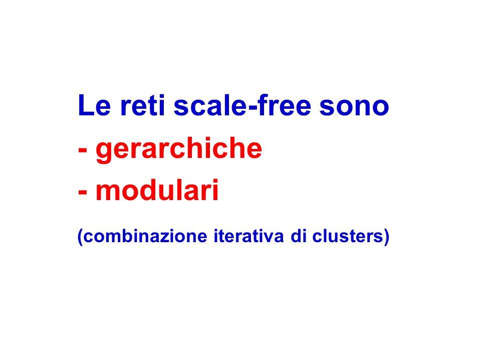 (combinazione iterativa di clusters)
