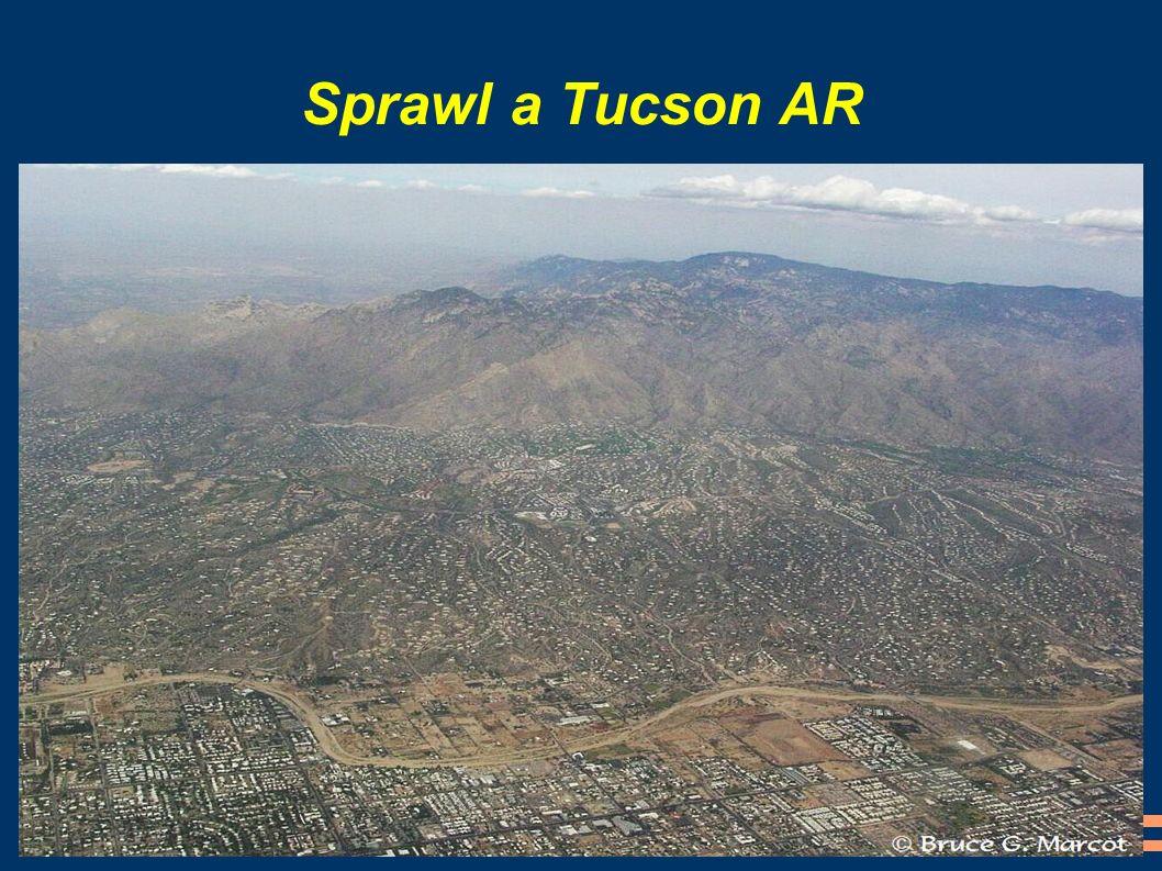 Sprawl a Tucson AR