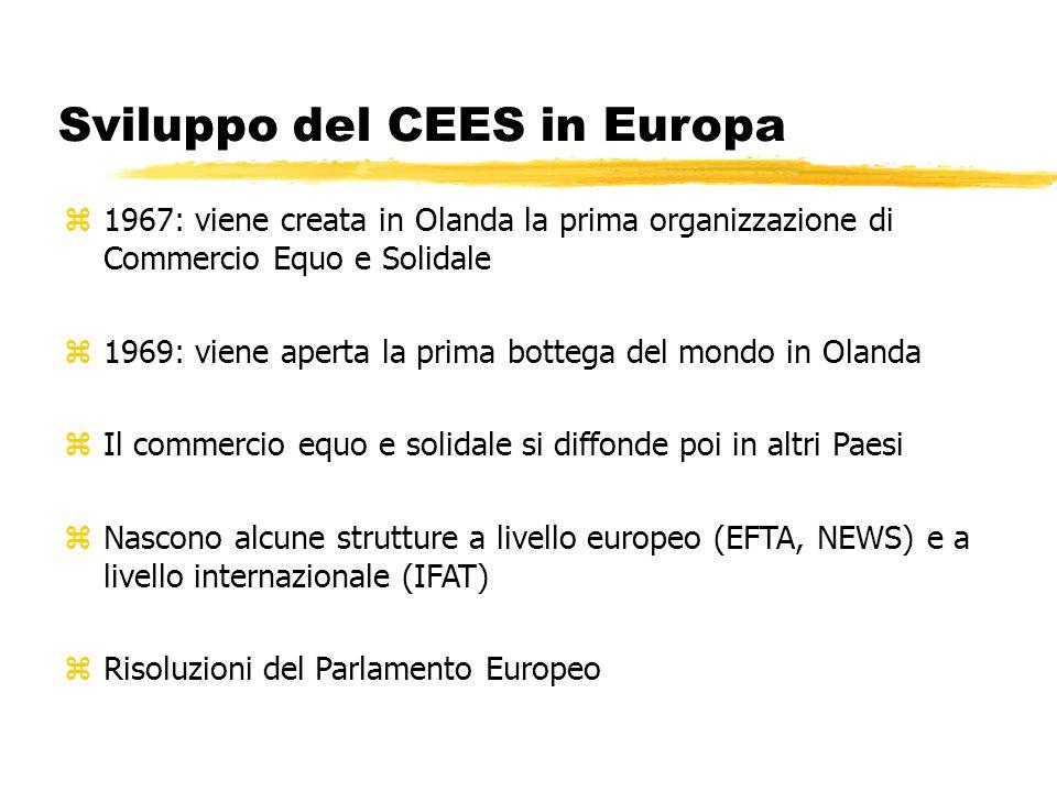 Sviluppo del CEES in Europa