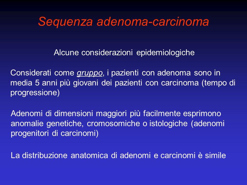 Alcune considerazioni epidemiologiche