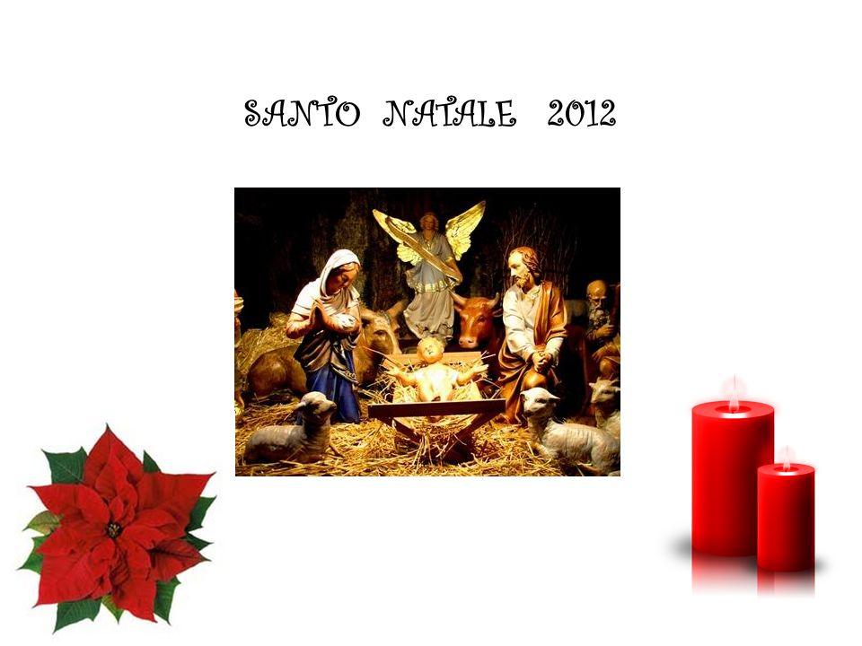 SANTO NATALE 2012