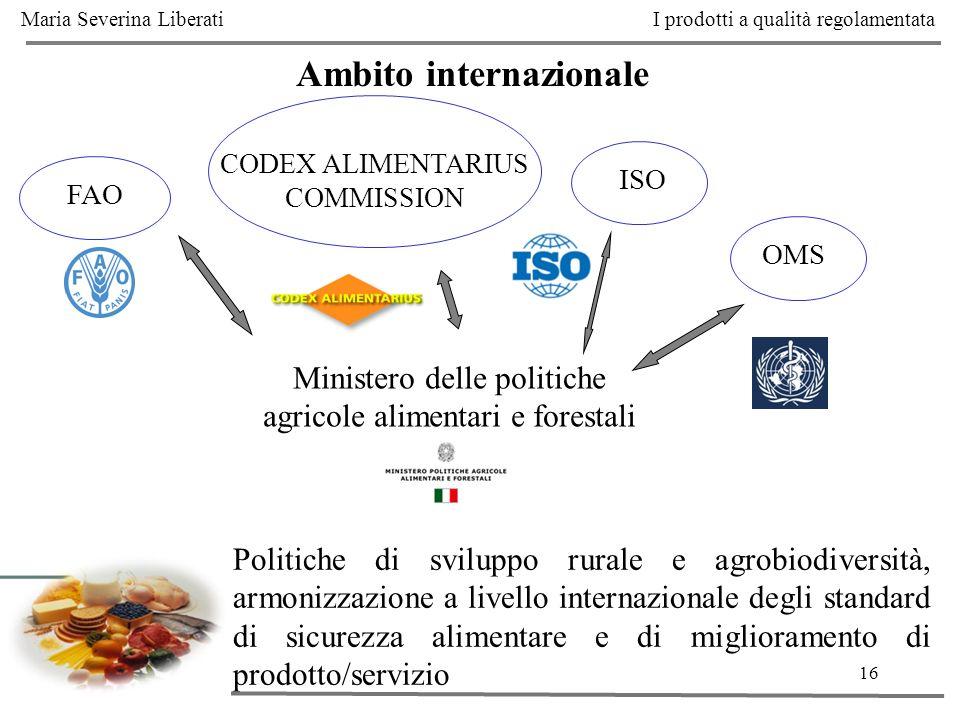 Ambito internazionale
