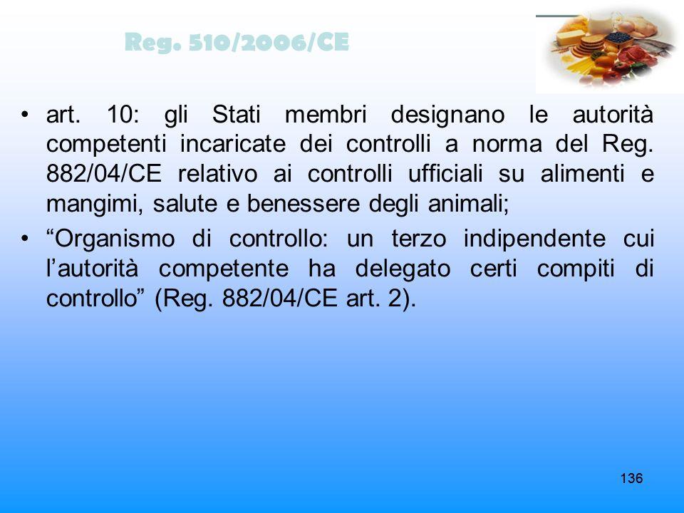 Reg. 510/2006/CE