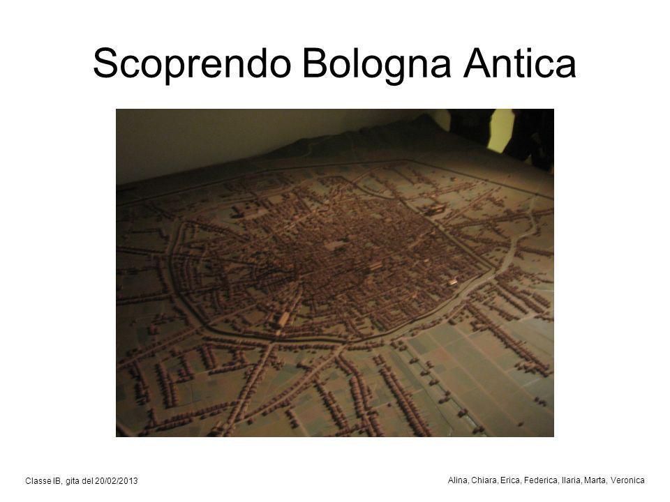 Scoprendo Bologna Antica