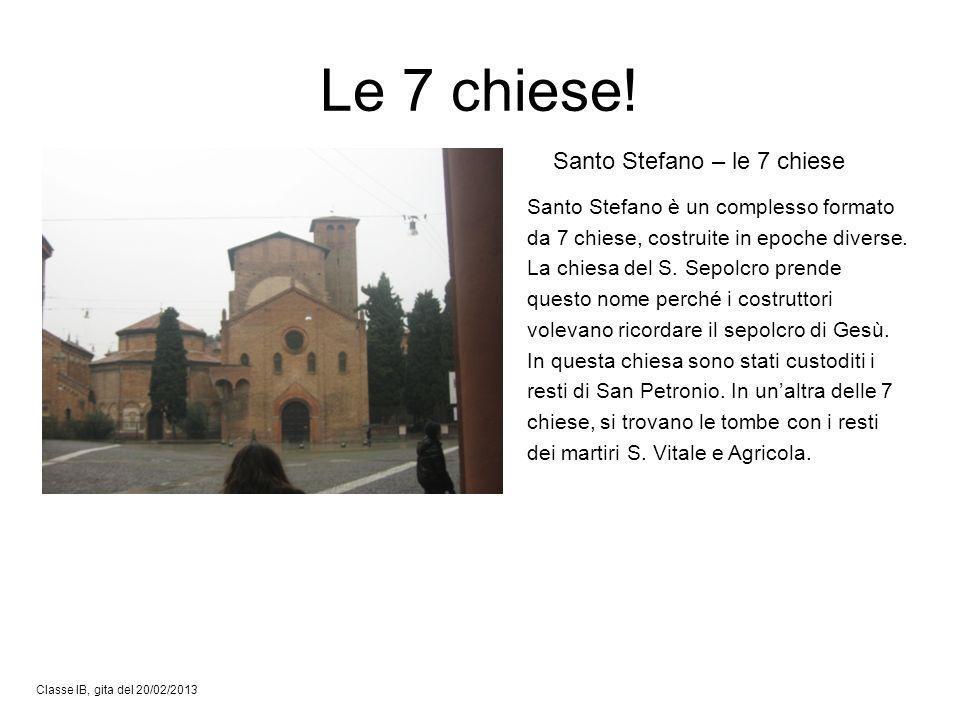 Santo Stefano – le 7 chiese