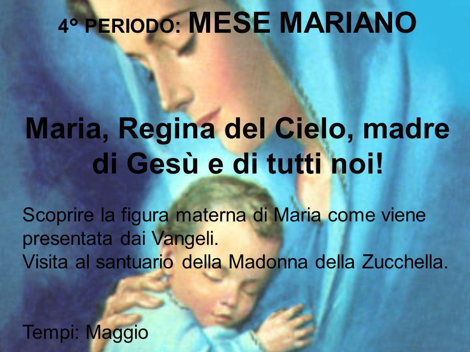 Maria, Regina del Cielo, madre di Gesù e di tutti noi!
