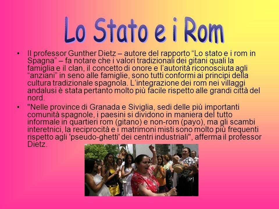 Lo Stato e i Rom