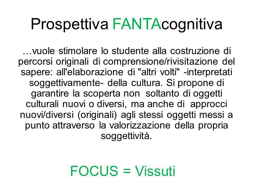 Prospettiva FANTAcognitiva