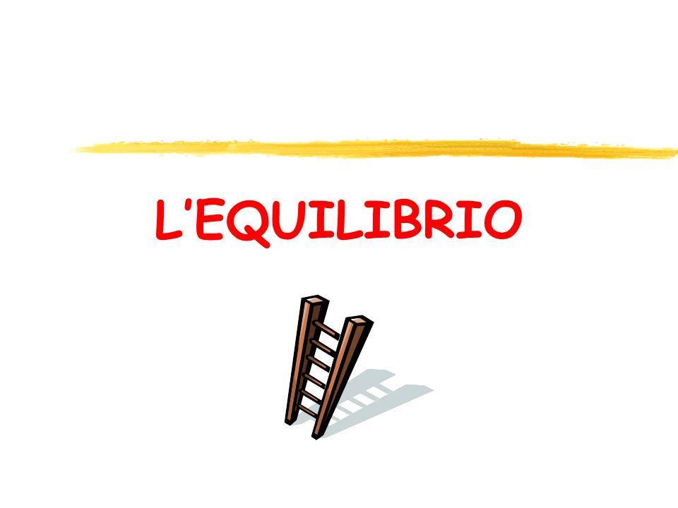 L'EQUILIBRIO