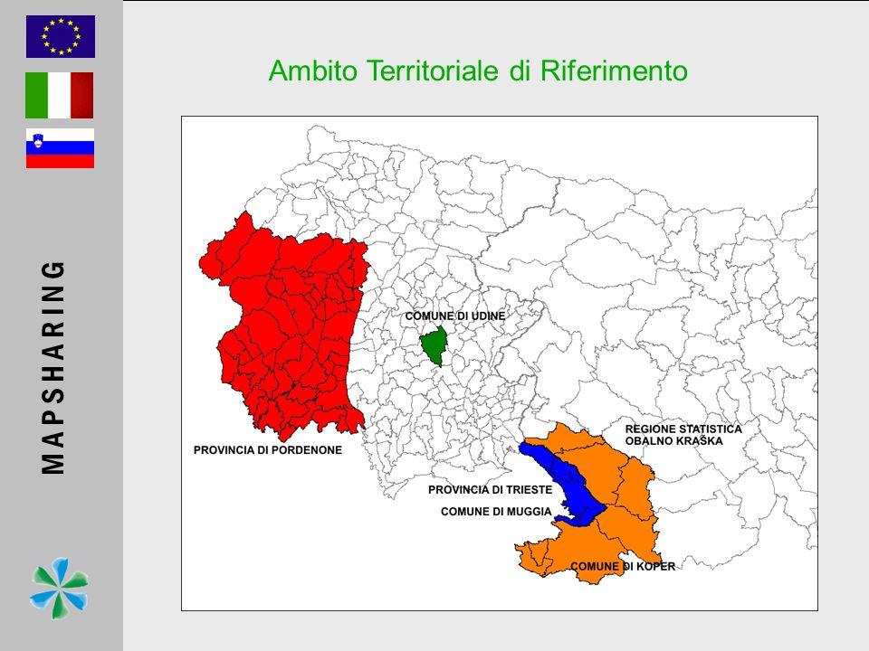Ambito Territoriale di Riferimento