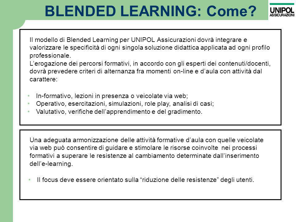 BLENDED LEARNING: Come