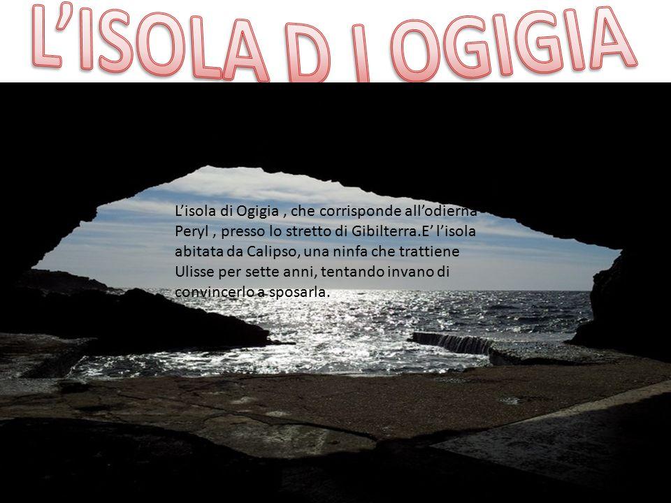 L'ISOLA D I OGIGIA