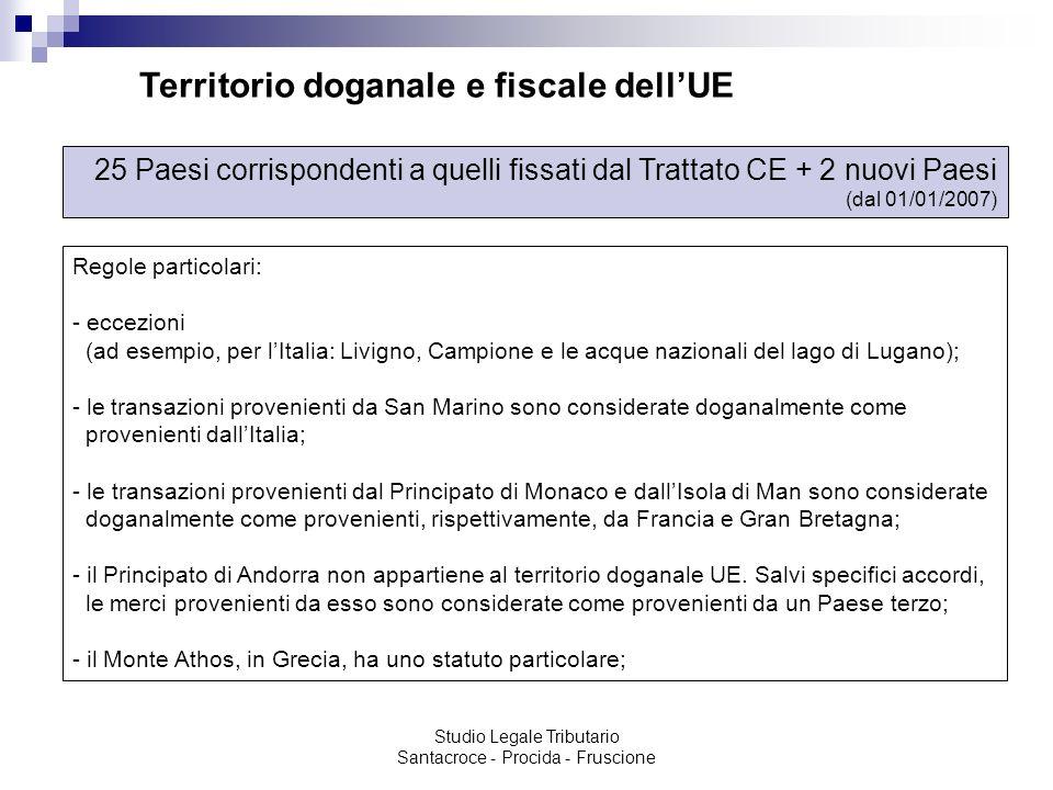 Studio Legale Tributario Santacroce - Procida - Fruscione