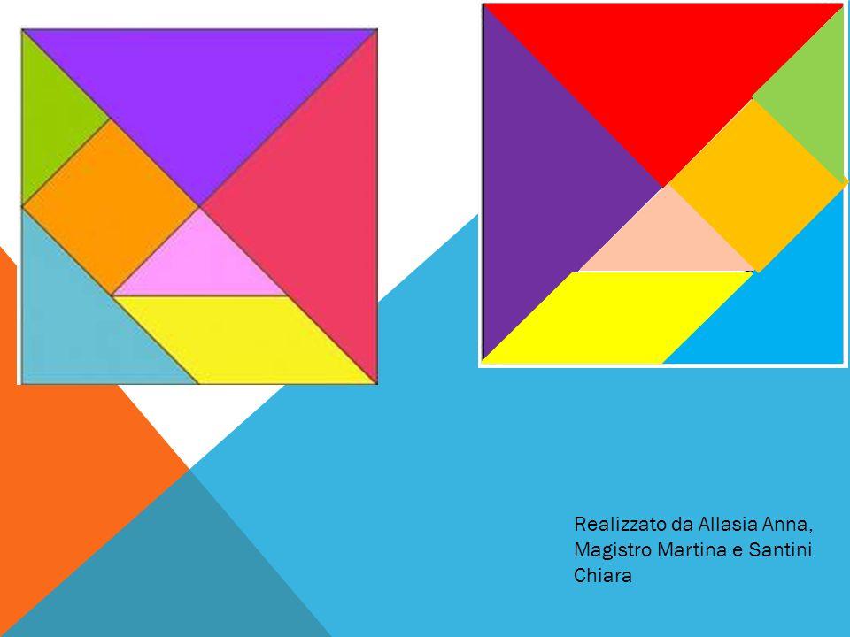 Realizzato da Allasia Anna, Magistro Martina e Santini Chiara