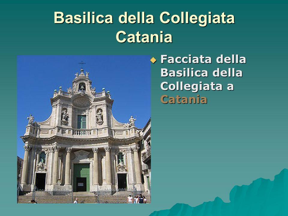 Basilica della Collegiata Catania