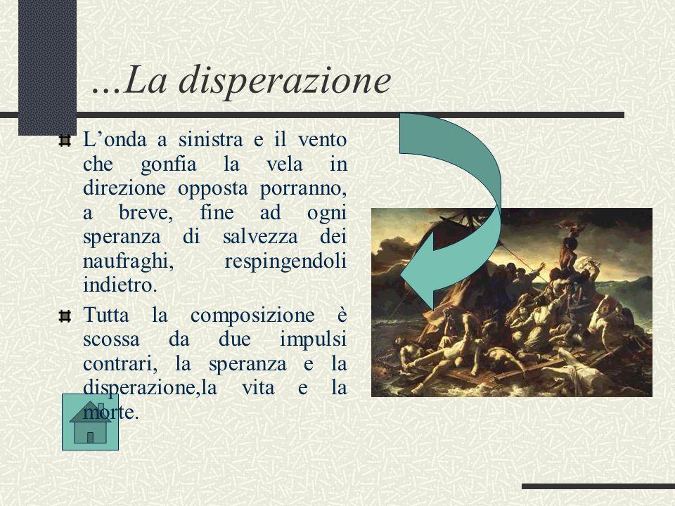 …La disperazione