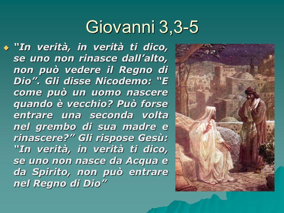 Giovanni 3,3-5