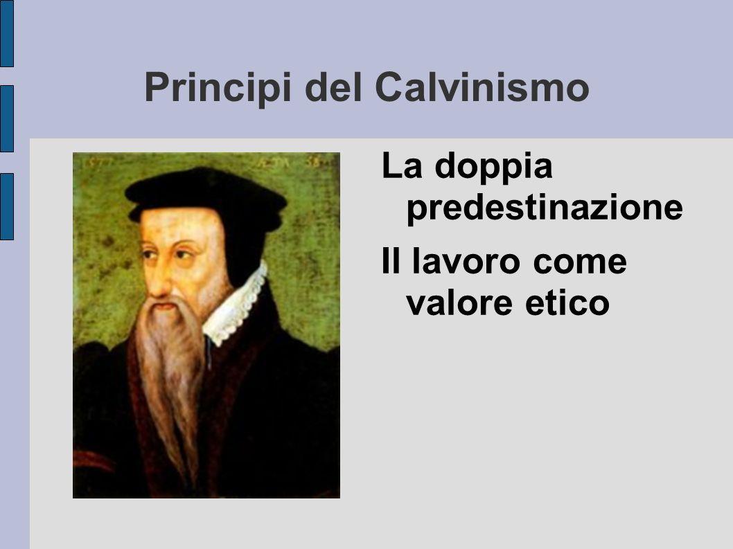 Principi del Calvinismo