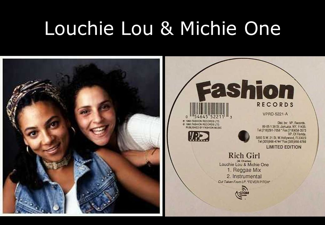 Louchie Lou & Michie One