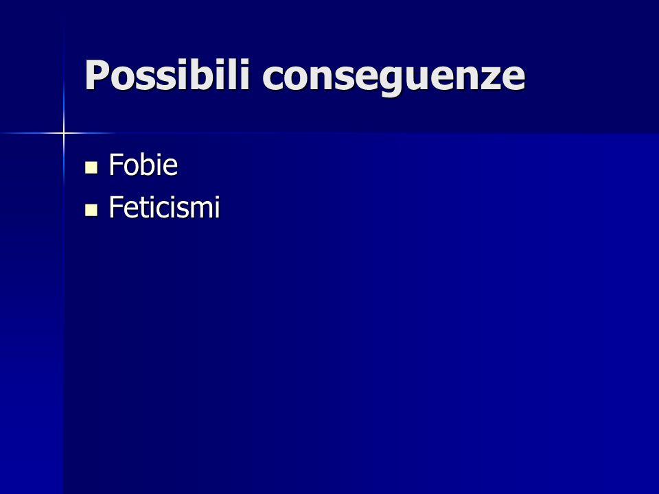 Possibili conseguenze