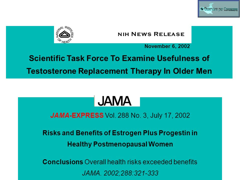 Scientific Task Force To Examine Usefulness of