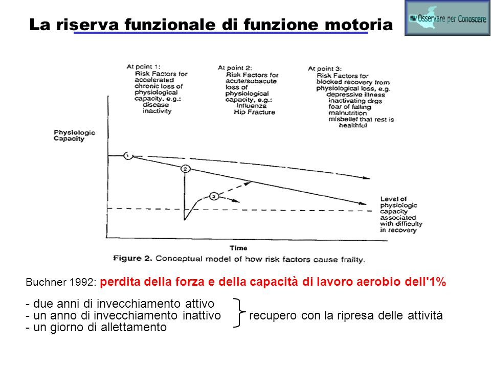 La riserva funzionale di funzione motoria