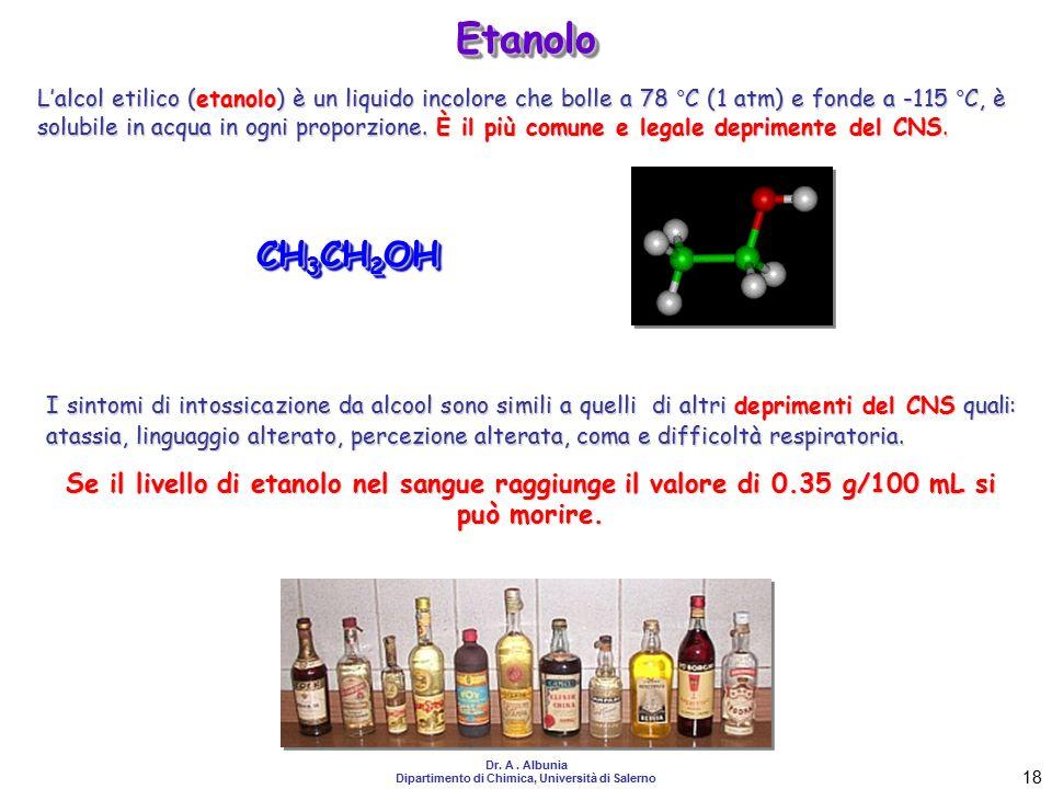 Dipartimento di Chimica, Università di Salerno