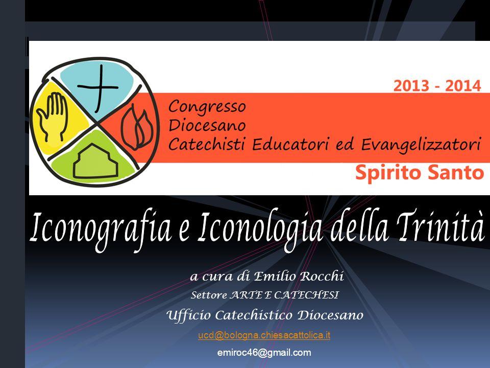 Iconografia e Iconologia della Trinità