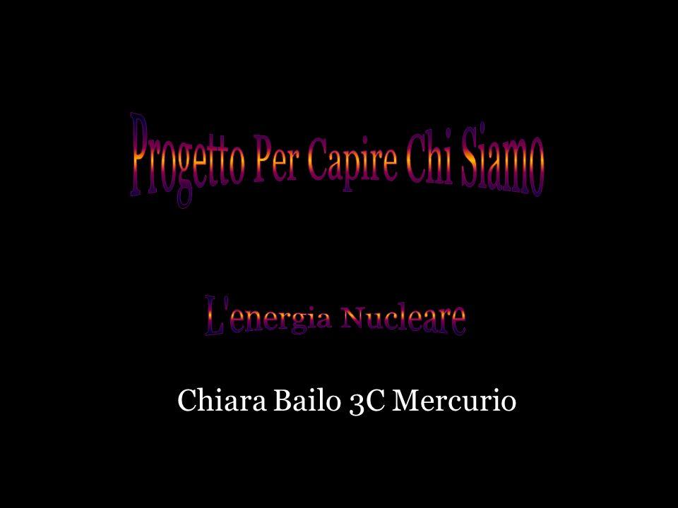 Chiara Bailo 3C Mercurio