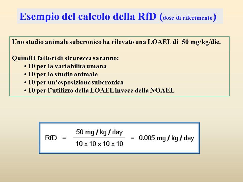 Principi di tossicologia ppt scaricare - Esempio calcolo detrazione 50 ristrutturazioni ...