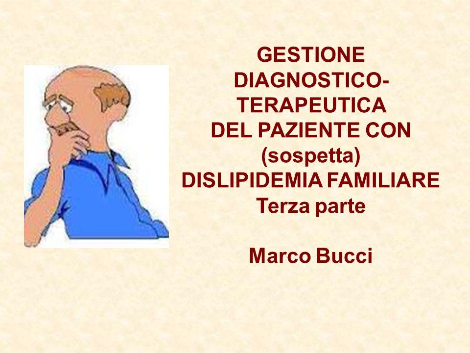 GESTIONE DIAGNOSTICO-TERAPEUTICA