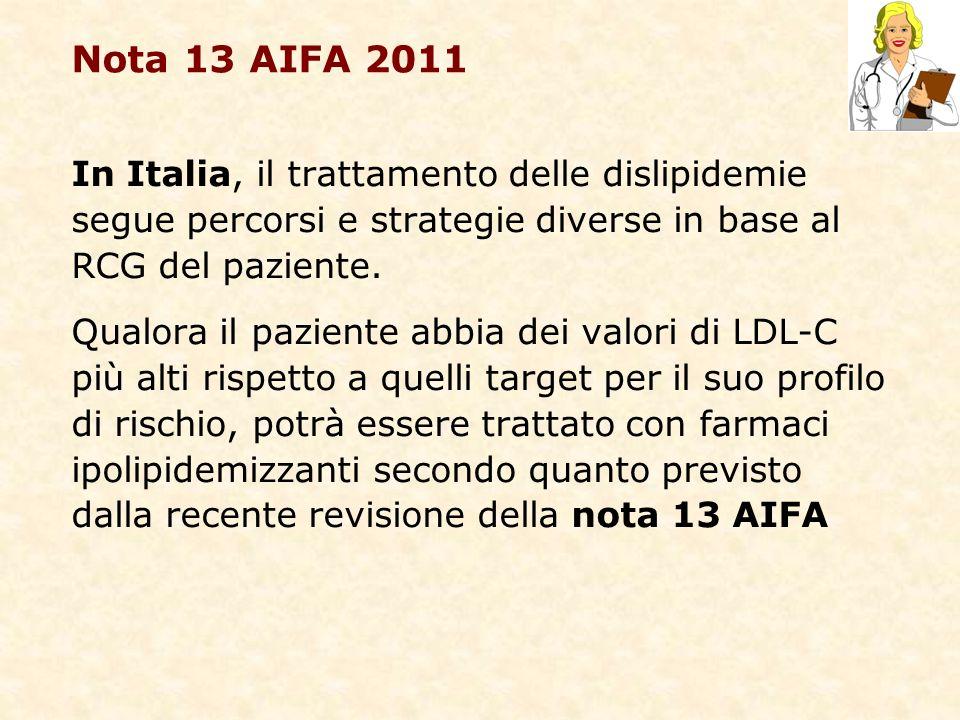 Nota 13 AIFA 2011