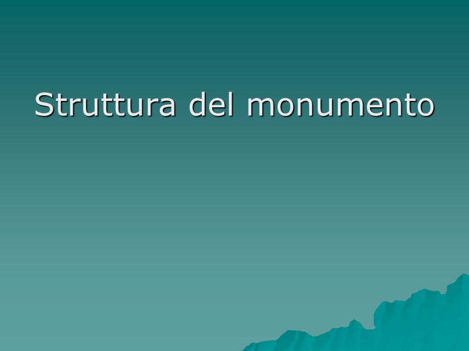 Struttura del monumento