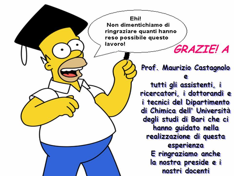 Prof. Maurizio Castagnolo e la nostra preside e i nostri docenti