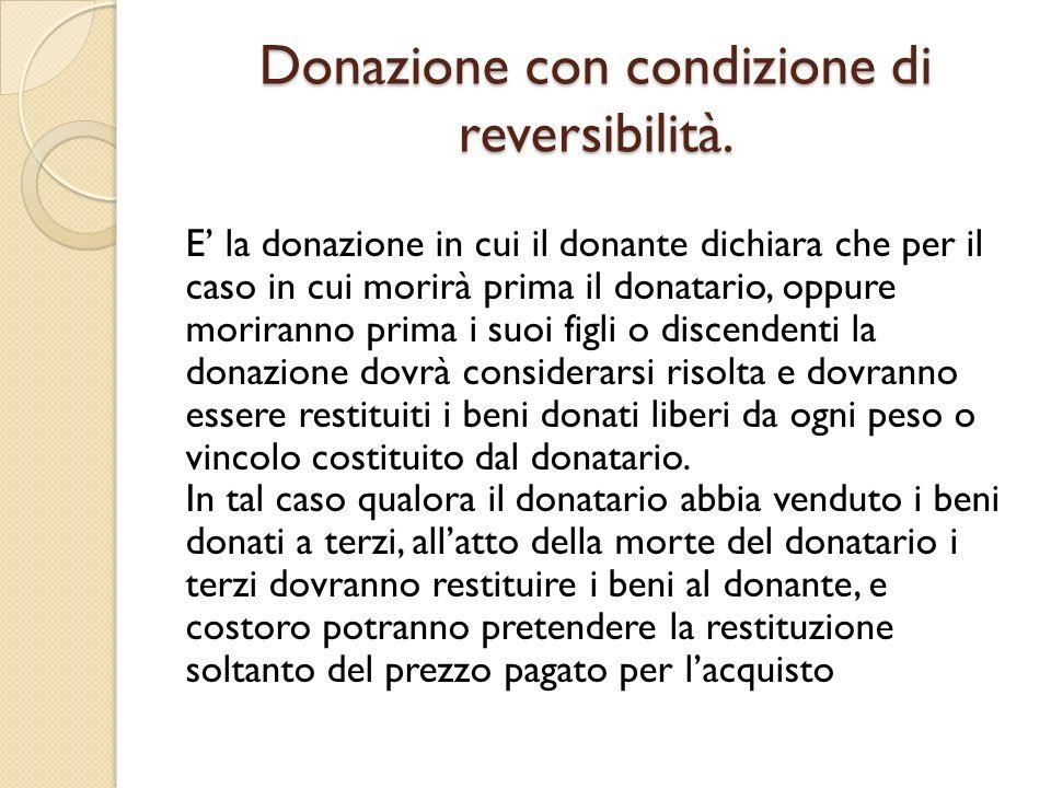 Donazione ai figli lettera di della direttrice delle for Donazioni immobili ai figli