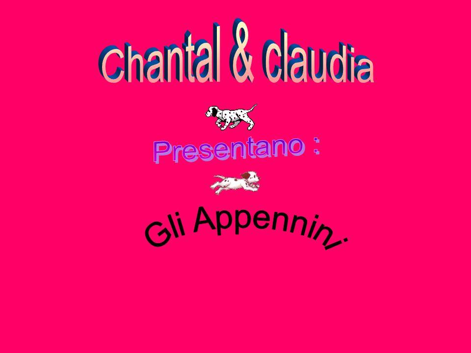 Chantal & claudia Presentano : Gli Appennini