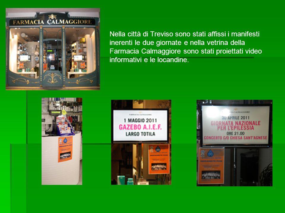 Nella città di Treviso sono stati affissi i manifesti