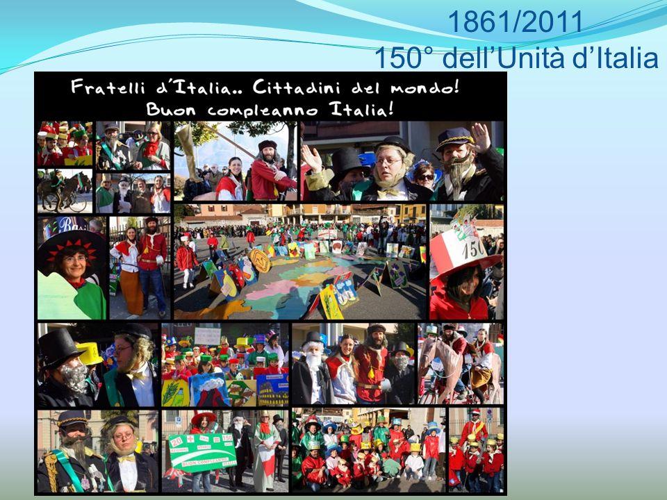 1861/2011 150° dell'Unità d'Italia