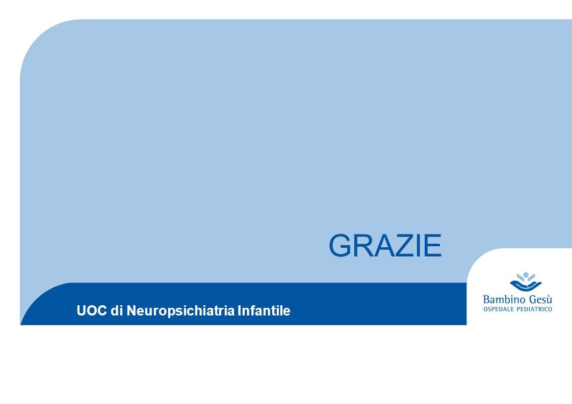 GRAZIE UOC di Neuropsichiatria Infantile