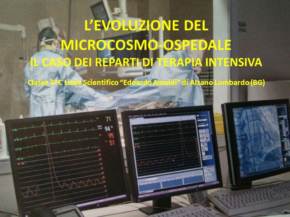 L'EVOLUZIONE DEL MICROCOSMO-OSPEDALE