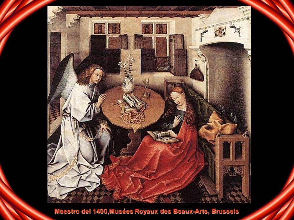 Maestro del 1400,Musées Royaux des Beaux-Arts, Brussels
