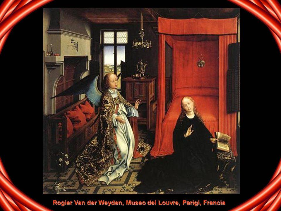 Rogier Van der Weyden, Museo del Louvre, Parigi, Francia