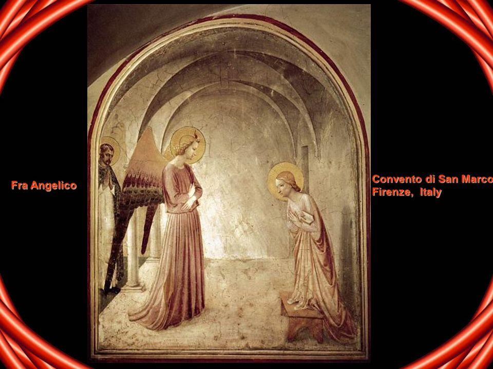 Convento di San Marco Firenze, Italy Fra Angelico