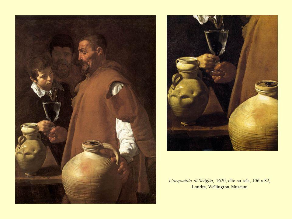 L'acquaiolo di Siviglia, 1620, olio su tela, 106 x 82, Londra, Wellington Museum