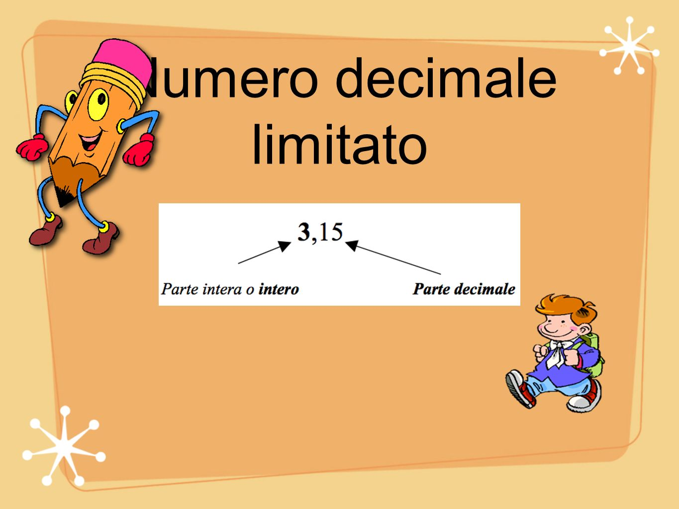 Numero decimale limitato
