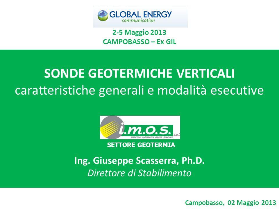 Ing. Giuseppe Scasserra, Ph.D.