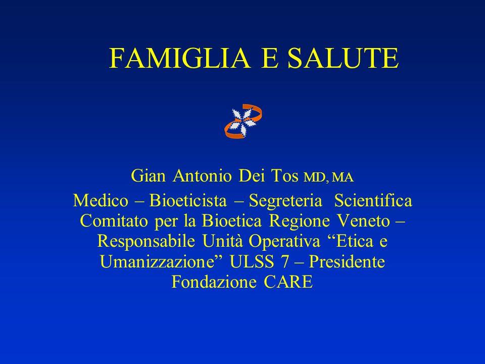 Gian Antonio Dei Tos MD, MA