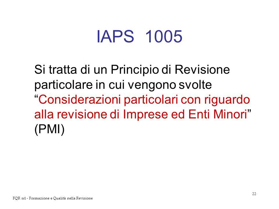 IAPS 1005