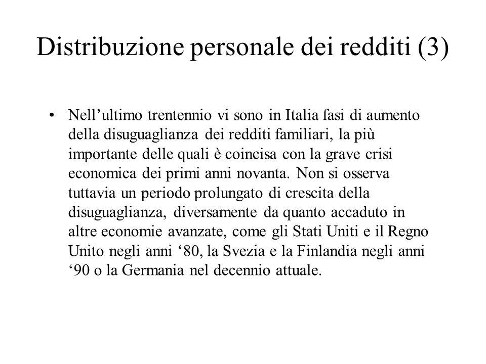 Distribuzione personale dei redditi (3)